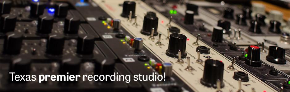 Recording Studio San Antonio